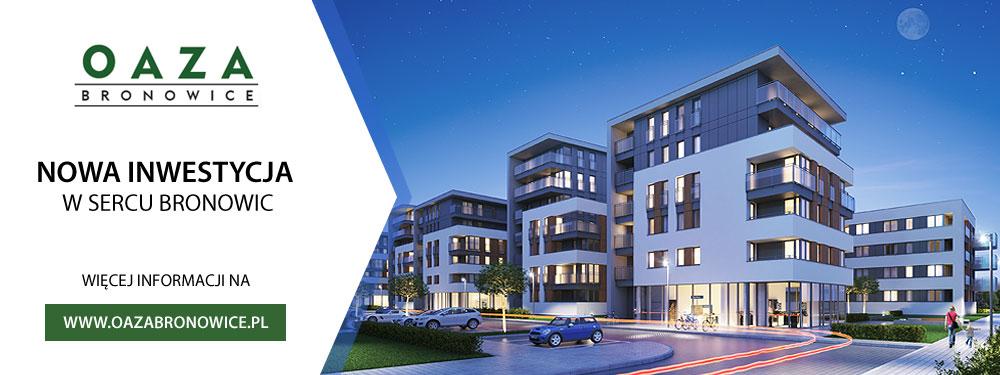 Kredyt mieszkaniowy Oaza Bronowice