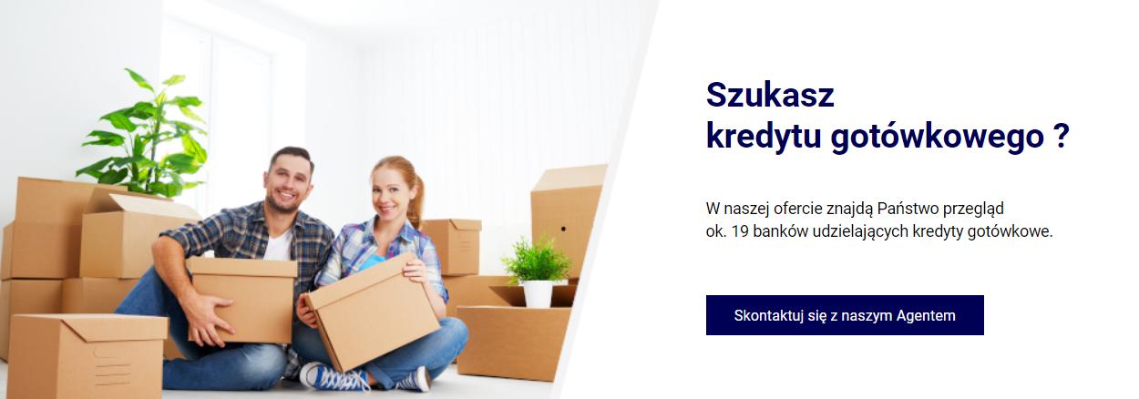 kredyty gotowkowe w krakowie