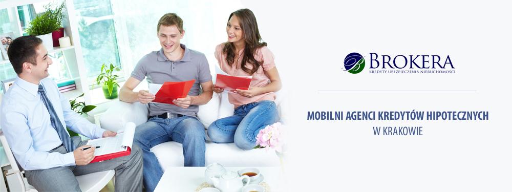 Mobilni Agenci Kredytów Hipotecznych w Krakowie